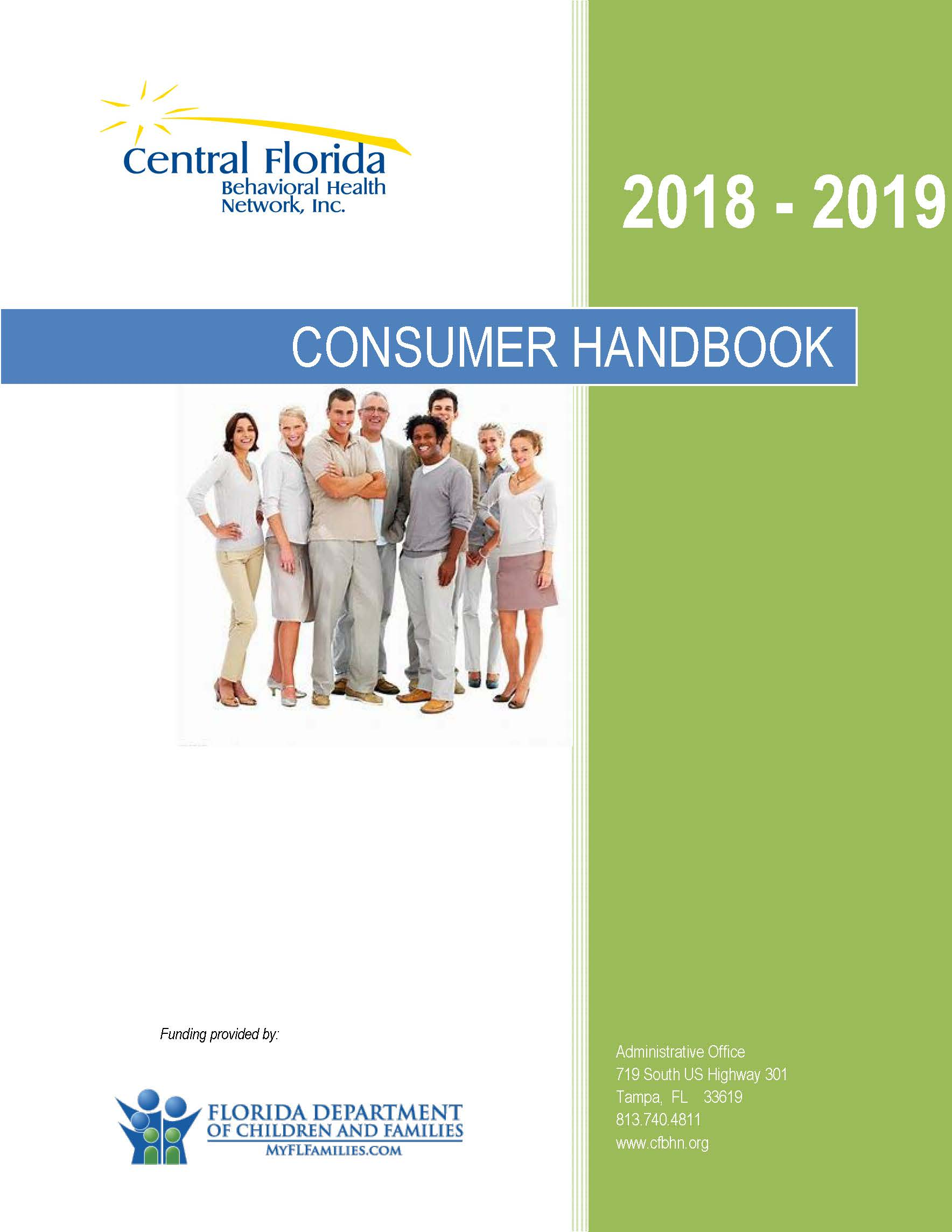Service Locator Central Florida Behavioral Health Network